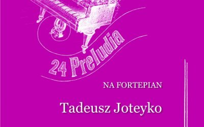 Joteyko – 24 Preludes for Piano