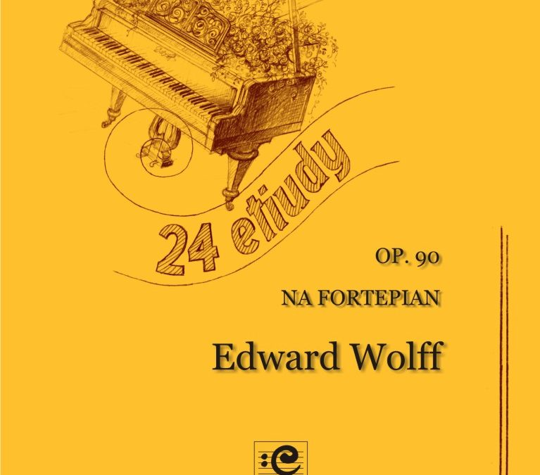 Wolff – 24 Etudes for Piano, Op. 90